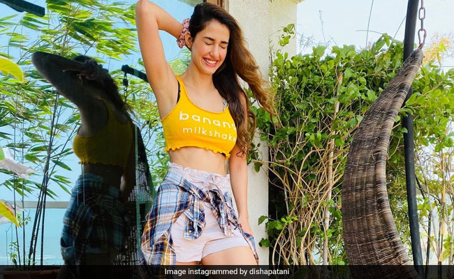 How Disha Patani Wished Jackie Shroff On Birthday