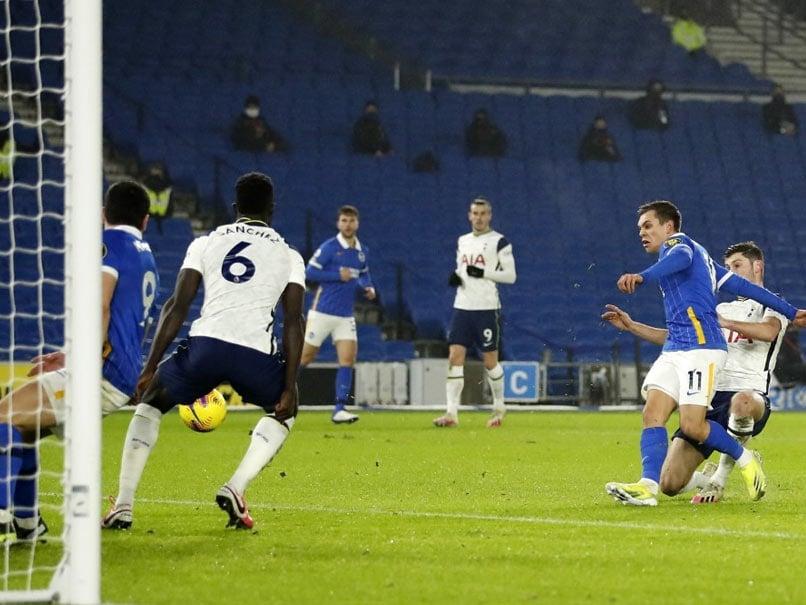 Premier League: Tottenham Hotspur Stunned As Leandro Trossard Boosts Brighton