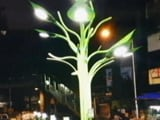 Video : Solar Trees Powering The Maximum City