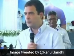 """Have Defeated Much Bigger Enemy Than This"": Rahul Gandhi's Dig At PM"