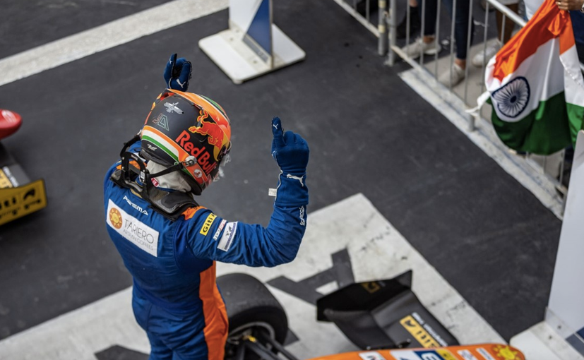 This is Jehan Daruvala's third victory in the 2021 F3 Asia Championship over 3 rounds and 9 races