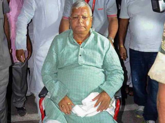 Video : No Bail For Lalu Yadav In Fodder Scam; Apply After 2 Months, Says Court