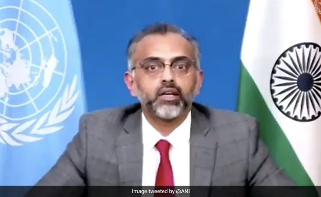 Some States Resorting To Proxy Battle By Supporting Non-State Actors: India At UN
