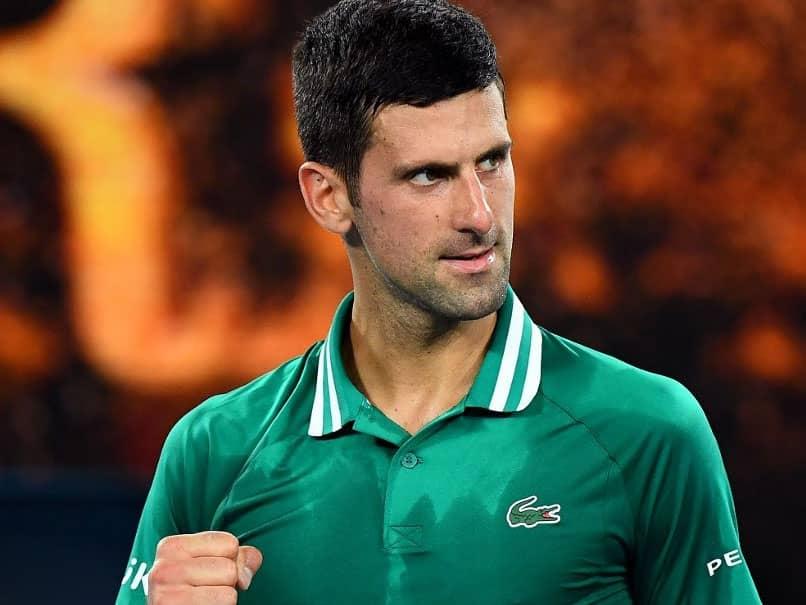 Australian Open: Novak Djokovic Defeats Alexander Zverev To Reach 39th Grand Slam Semi Final