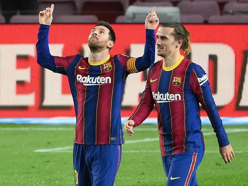 La Liga: Lethal Lionel Messi Leads Barcelona To Thumping Alaves Win Ahead Of PSG Test