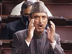 Shashi Tharoor Represented India. If He's Anti-National, We All Are Too: Ghulam Nabi Azad