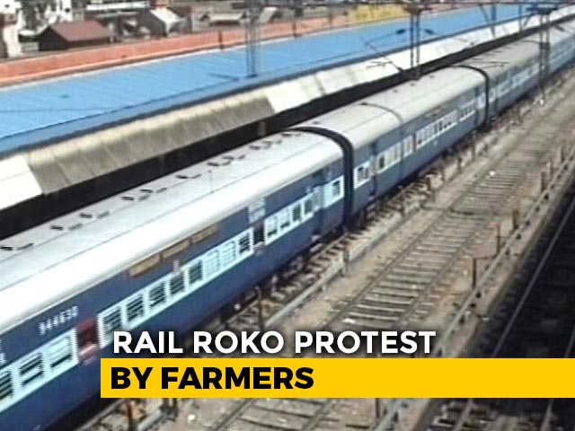 Video : Railways Deploys Additional Forces In 4 States Ahead Of <i>Rail Roko</i> Today