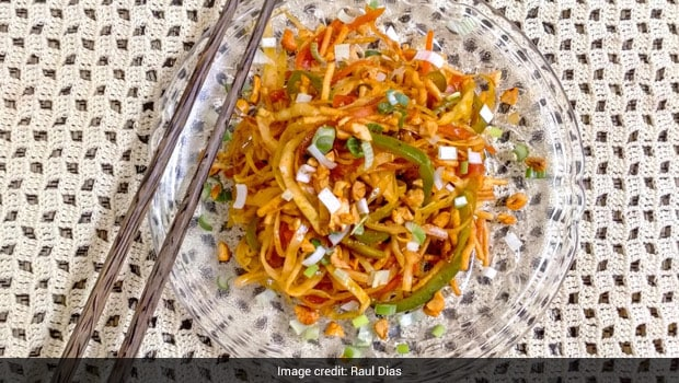 This Healthy Chinese Bhel Makes For A Yummy, High-Protein Snack (Recipe Inside)