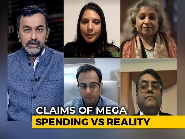 Video : Decoding Budget 2021