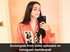 Shraddha Kapoor Keeps It Chic For Dinner Date With Pals In An Oversized Shirt