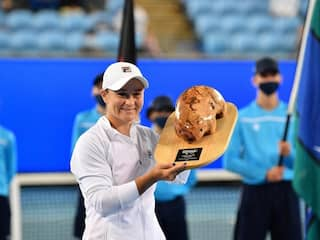 Yarra Valley Classic: Ashleigh Barty Lays Down Australian Open Marker With Win Over Garbine Muguruza