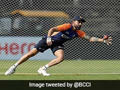 """India vs England: Team India """"Gear Up"""" For Second Test With Training Session. Watch"""