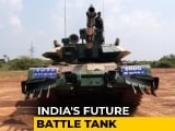 Video : India's Future Battle Tank: Arjun Mk-1 Alpha
