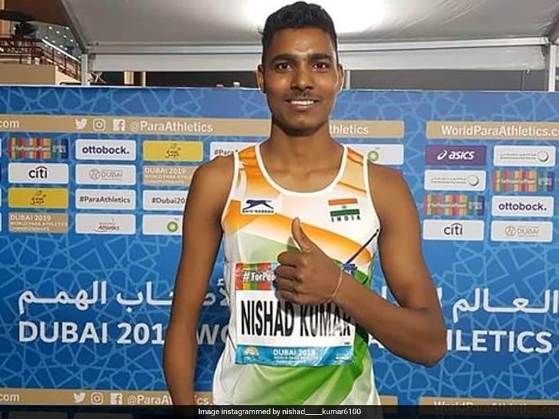 Para-Athlete Nishad Kumar Tests Positive For Coronavirus