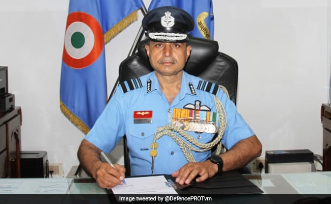 Air Marshal Manavendra Singh Takes Charge As Chief Of Indian Air Force's Southern Command