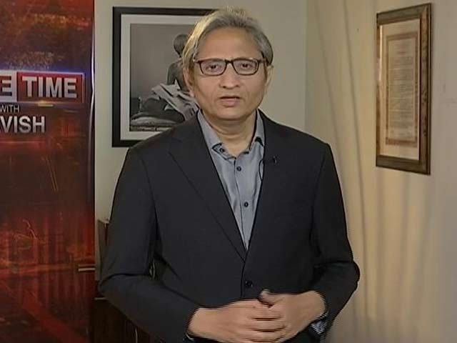 "Video : Ravish Kumar On Cops Vs Greta Thunberg, From ""<i>Jai Kisan</i>"" To ""Terrorists"""