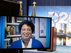US Voting Rights Activist Stacey Abrams Nominated For Nobel Peace Prize