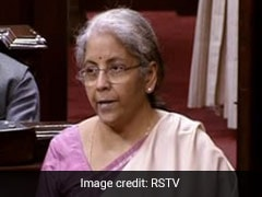 """Free Food Grain, Cooking Gas"": Nirmala Sitharaman Rebuts Crony Slur"