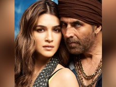 <i>Bachchan Pandey</i>: Akshay Kumar And Kriti Sanon's New Look From The Film