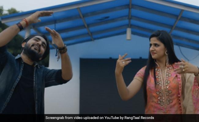 '52 गज का दामन' की सिंगर Renuka Panwar ने 'ऊंची हवेली' से मचाया धमाल, देखें Video