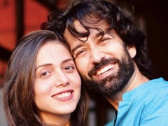 Actor Nakuul Mehta And Wife Jankee Parekh Welcome Baby Boy. Pic Inside