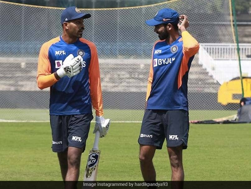 """India vs England: Hardik Pandya """"Back In Red Ball Cricket"""", Shares Training Pictures With Team India"""