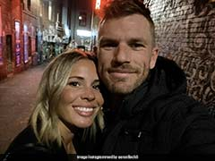 """Go Get A Life"": Aaron Finch's Wife Slams Trolls After Receiving Online Threats"