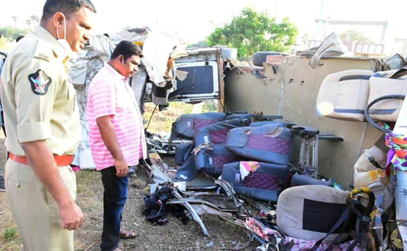 राष्ट्रीय सड़क सुरक्षा महीना: दुनिया में सड़क दुर्घटनाओं में जान गंवाने वालों में 10 प्रतिशत केवल भारत में