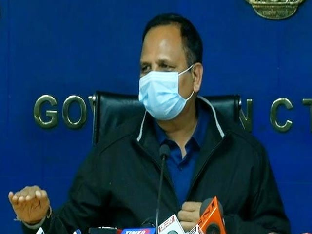 Video : Over 56% In Delhi Have Antibodies Against Coronavirus: 5th Sero Survey