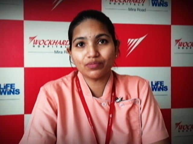 Video : COVID Warrior: Nurse Travels With Her Newborn From Vishakhapatnam By Road To Serve The Nation