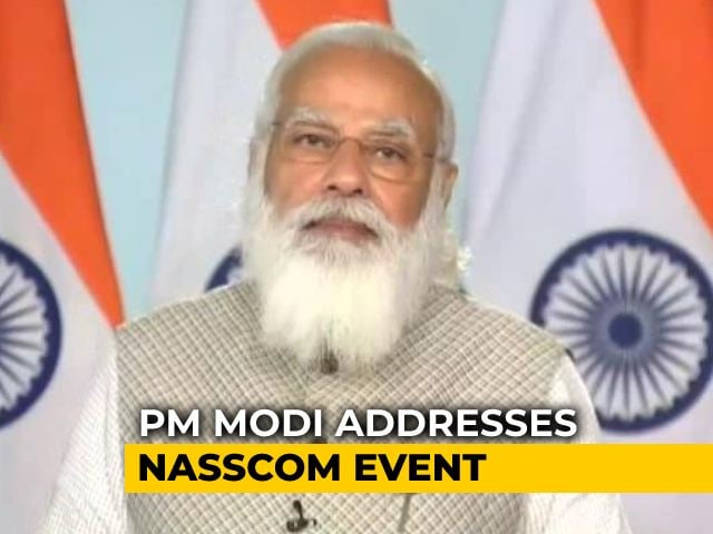 Video : India's Startup Founders Should Create Institutions, Not Just Valuations: PM Modi