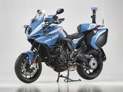 Italian Police Gets MV Agusta Turismo Veloce Lusso Bikes