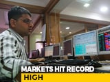 Video : Sensex, Nifty Hit Record Highs On Strong December Quarter Earnings