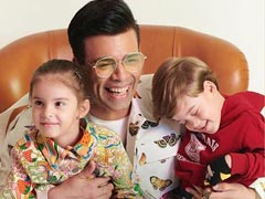 "Roohi And Yash Began Their Birthday With The ""Roast"" Of Dad Karan Johar"