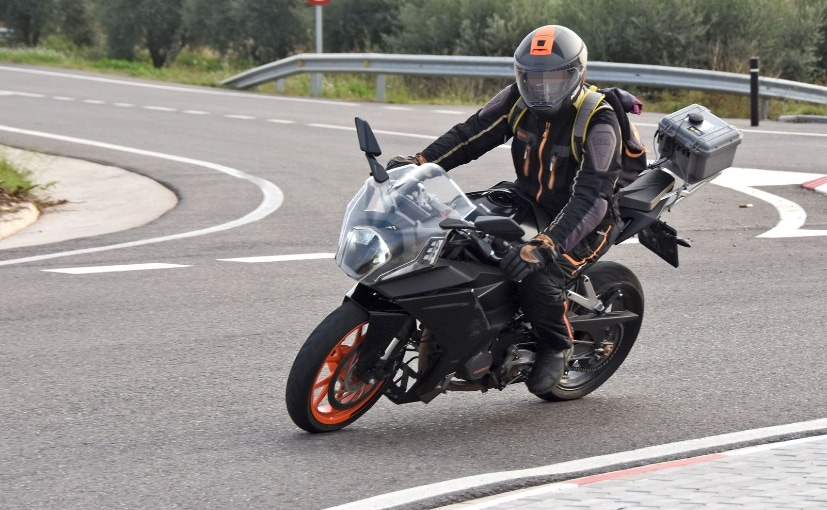 Next-generation KTM RC 125 sports a new design with new bodywork and fairing