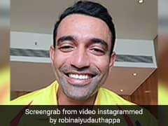 Wanted To Play And Win A Tournament With Dhoni Before He Retires: Uthappa