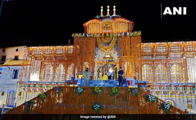 Agreement Signed For Development Projects Worth Rs 100 Crore At Badrinath