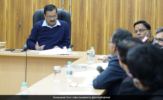 Delhi To Implement Technology For Real-Time Monitoring Of Pollution Sources