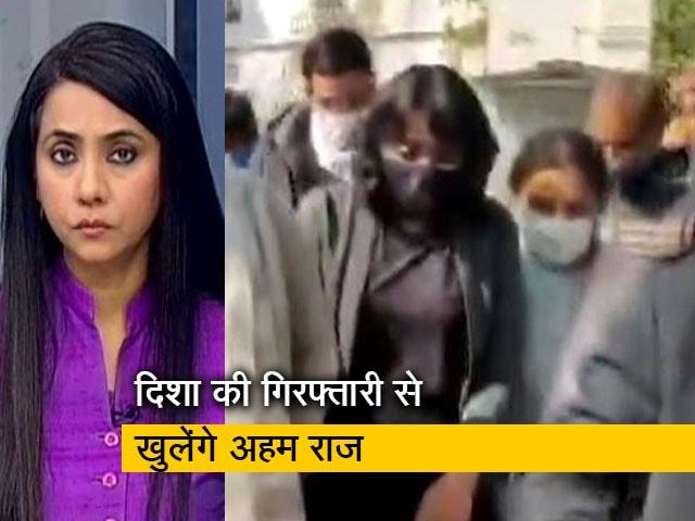 Videos : इंडिया ऐट 9 : दिल्ली पुलिस का दावा, दिशा की टूल किट देश के खिलाफ बड़ी साजिश का हिस्सा