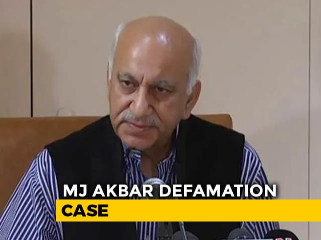 Video : Journalist Priya Ramani Acquitted In Defamation Case Filed By MJ Akbar
