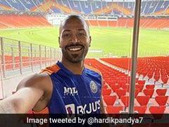 India vs England: Feel Very Proud To Have The Motera Stadium In India, Says Hardik Pandya
