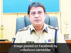 Soumen Mitra Takes Charge As New Kolkata Top Cop