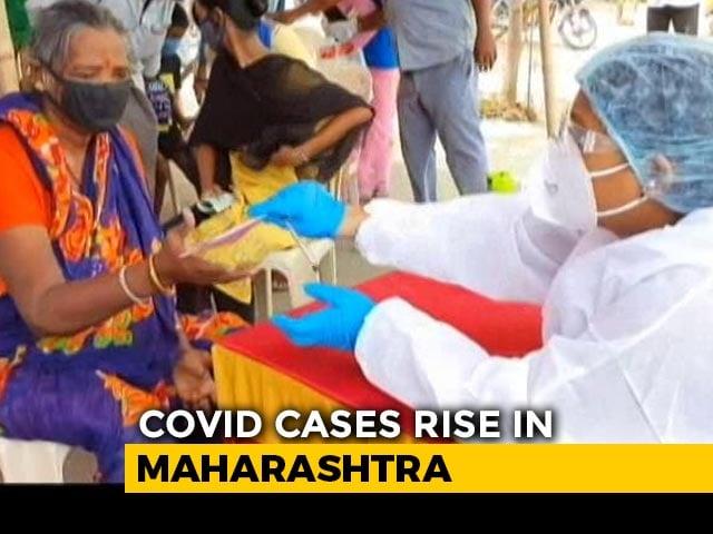 Video : Maharashtra Crosses 4,000 Covid Cases, Mumbai Over 600