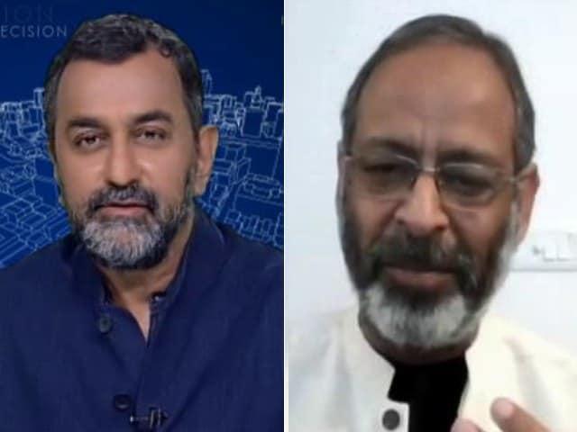 "Video : PM Modi's Government Absolutely ""Decisive"": Former Coal Secretary"