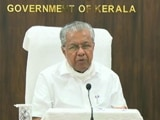 "Video : ""Rahul Gandhi, Yogi Adityanath Same When It Comes To..."": Pinarayi Vijayan"