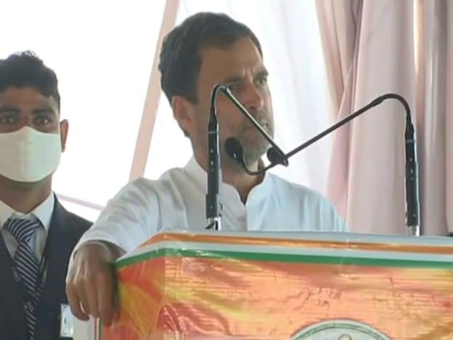 "Video : Rahul Gandhi Says Emergency Was A ""Mistake"", Other Top Stories"