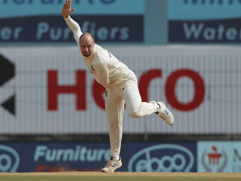 "IND vs ENG: Jack Leach Was ""Not Sure If I Wanted To Play Cricket Again"" After Rishabh Pant Onslaught 
