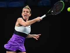 Australian Open: Simona Halep Eases Injury Fears In Straight-Sets Win