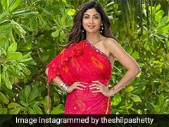 With A Pop Of Colour, Shilpa Shetty Adds Bohemian Style To Her Holiday Looks