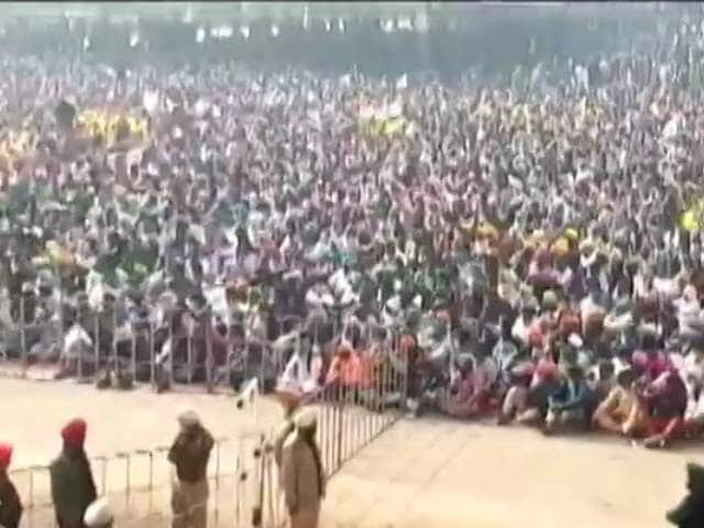Video : After UP And Haryana, First Ever Mahapanchayat Held In Punjab